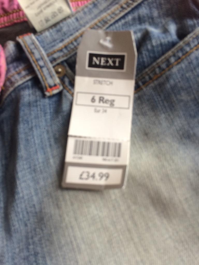 BNWT Next size 6 Bootcut jeans