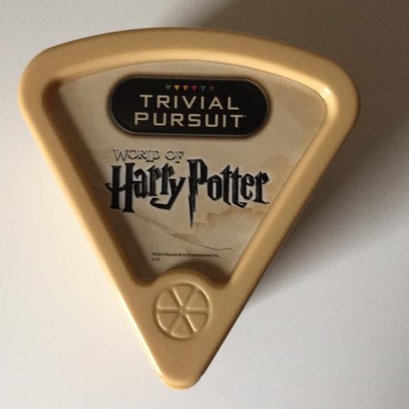 Trivial Harry Potter
