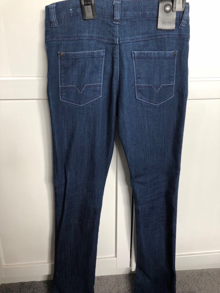 Boys boss jeans
