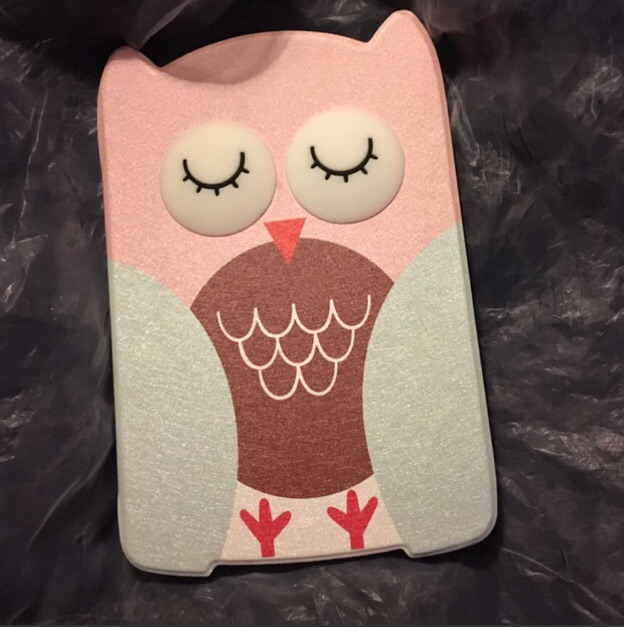 3D Owl iPad mini case