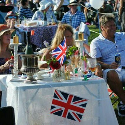 BATTLE OF THE PROMS PICNIC CONCERT TICKETS X 2