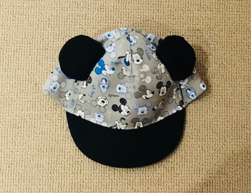 New Mickey baby hat