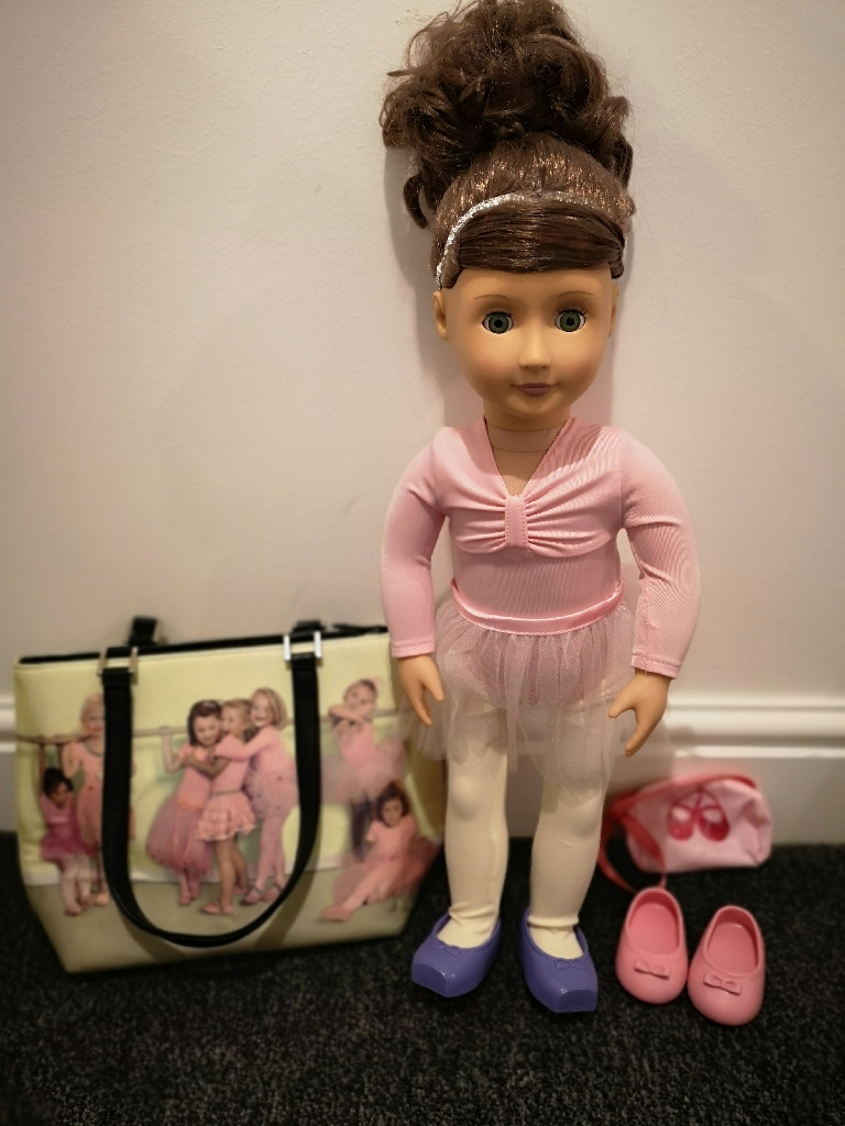 My Generation ballet doll