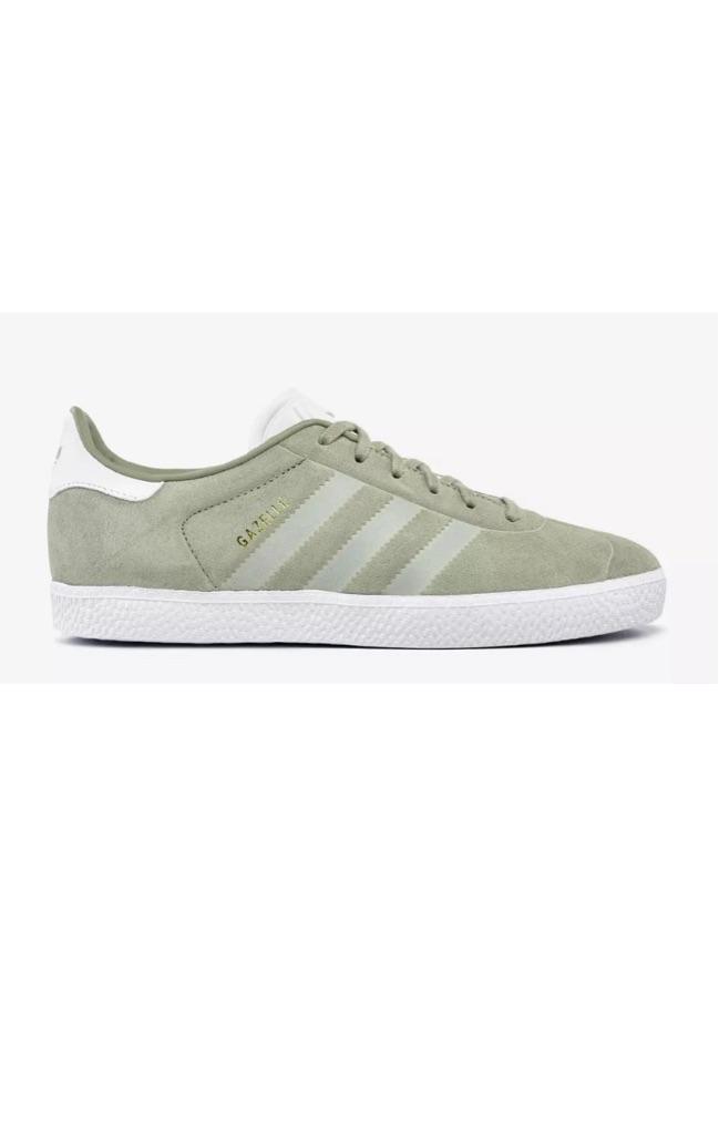 Brand new - Adidas gazelles - women's - Size 4.5 but fit like 5.5