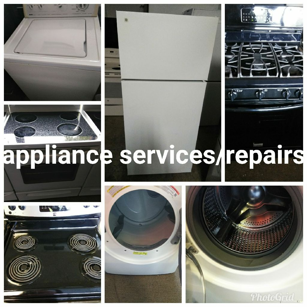 Appliance services/repairs