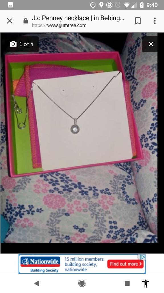 J.c penney necklace