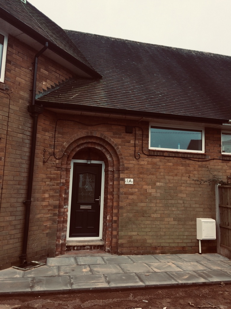 ONE BEDROOM FLAT TO RENT 1st September