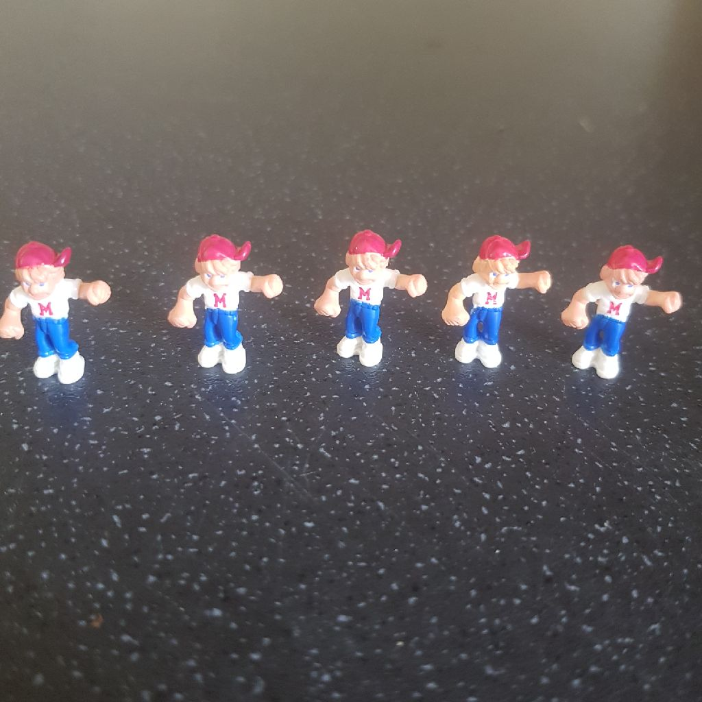 Mightymax figures