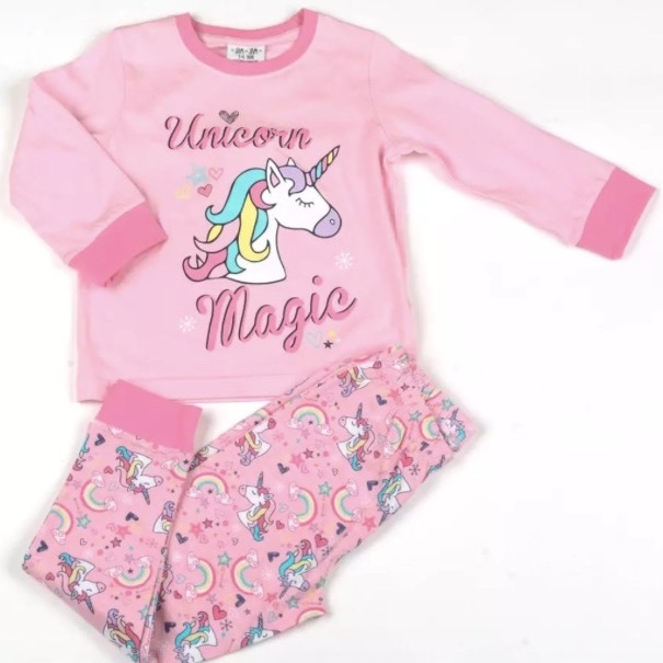 Unicorn magic pyjamas