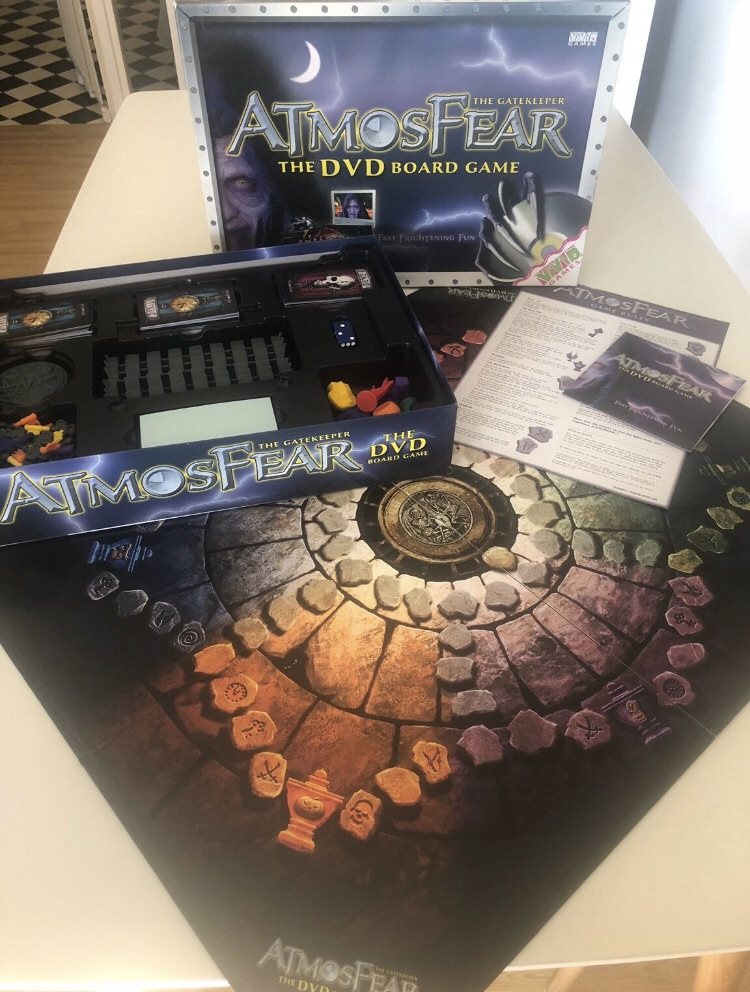 Atmosfear DVD board game