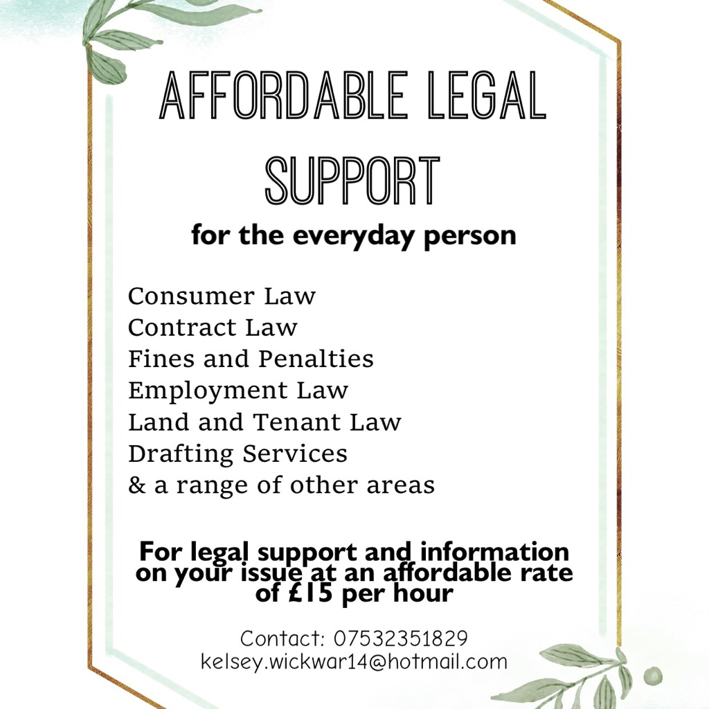 Affordable Legal Support and Services