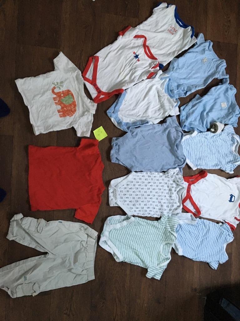 Boys bundle 6-9 months