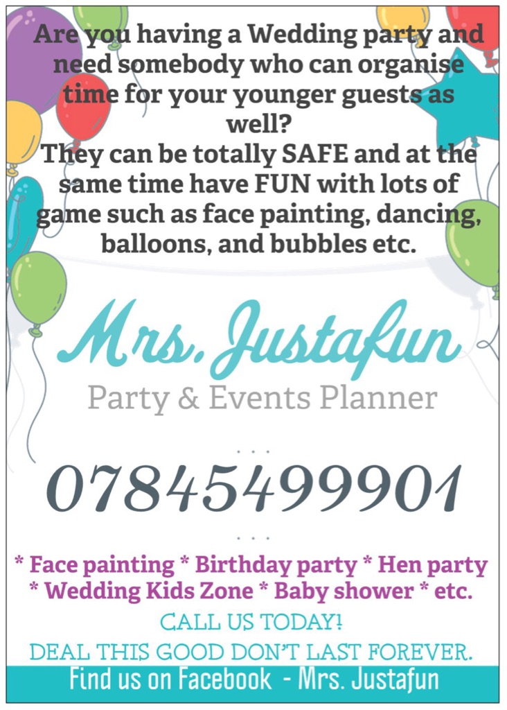 Pamper party- birthday party- face painting