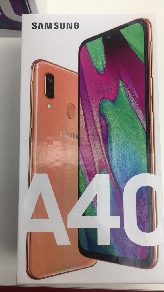 Samsung Galaxy A40 2019 64gb (unlocked)