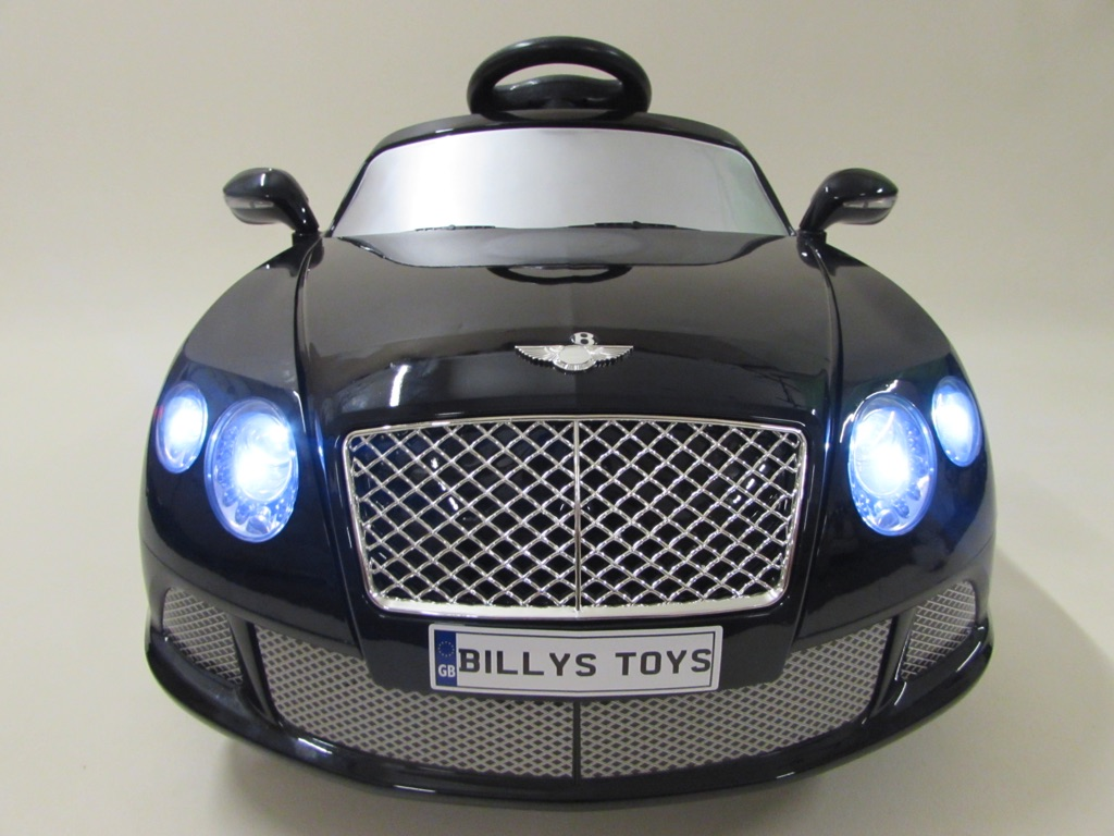 Bentley GTC licensed 12v ride on cars brand new