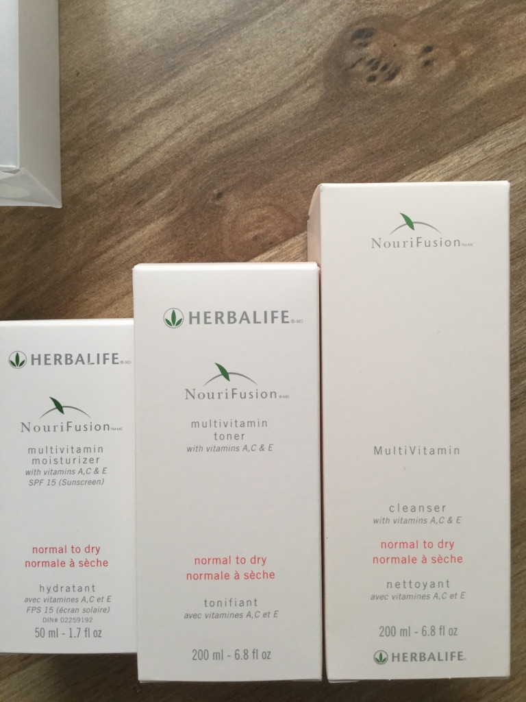 Brand new Herbalife face cleaning set $60 no holds