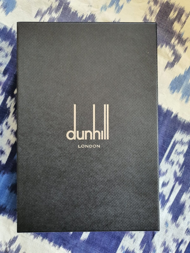 Dunhill Leather Organiser / Wallet