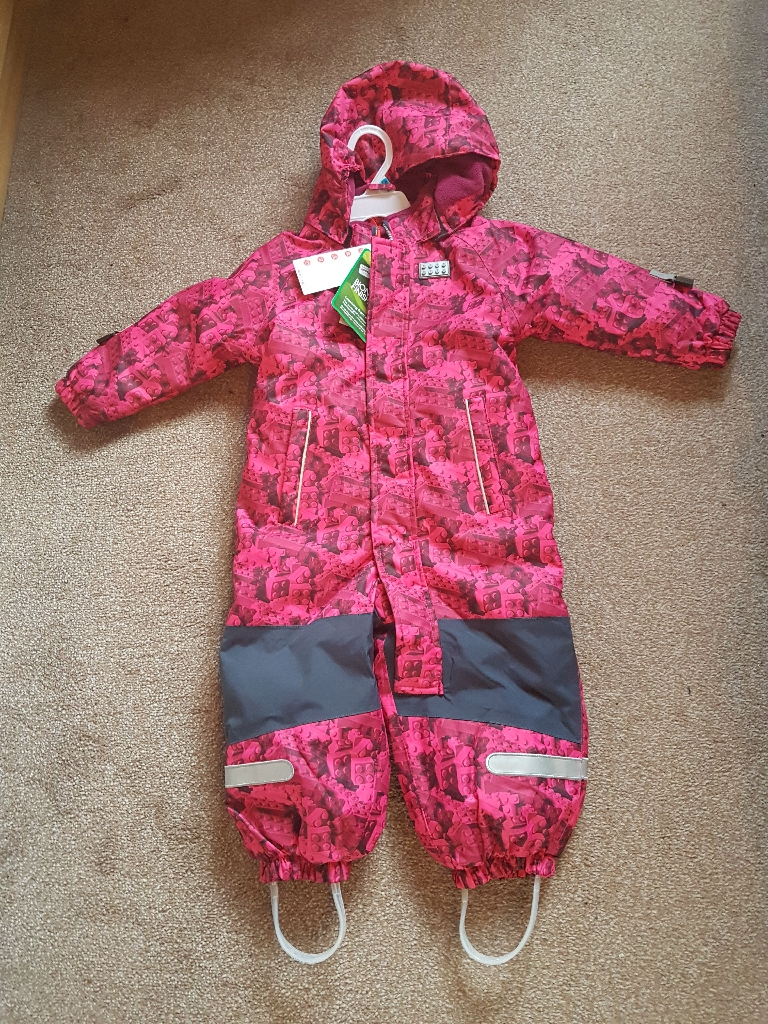 0882f6f9d536 Lego Wear Girls Snowsuit   Rainsuit brand new with tags. 12-18 ...