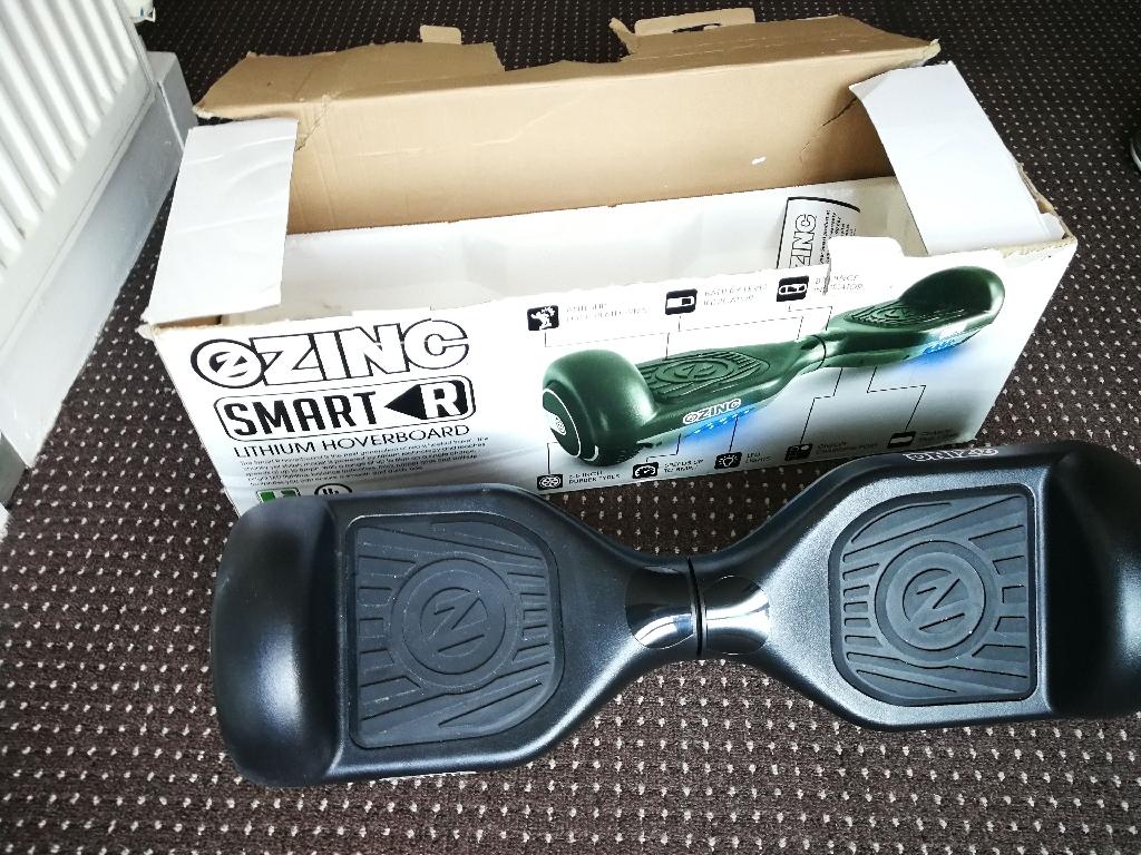 Zinc Smart R Lithium Hoverboard