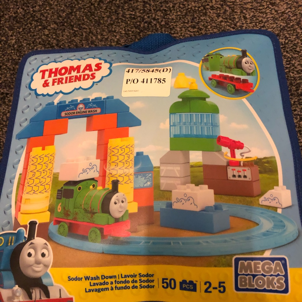 Thomas building blocks