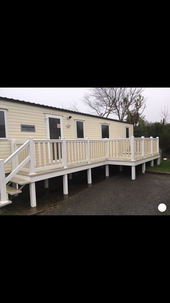 Caravan for hire @ Whiteacres Newquay