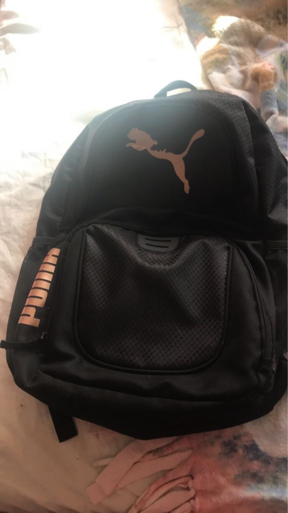Puma backpack make offer