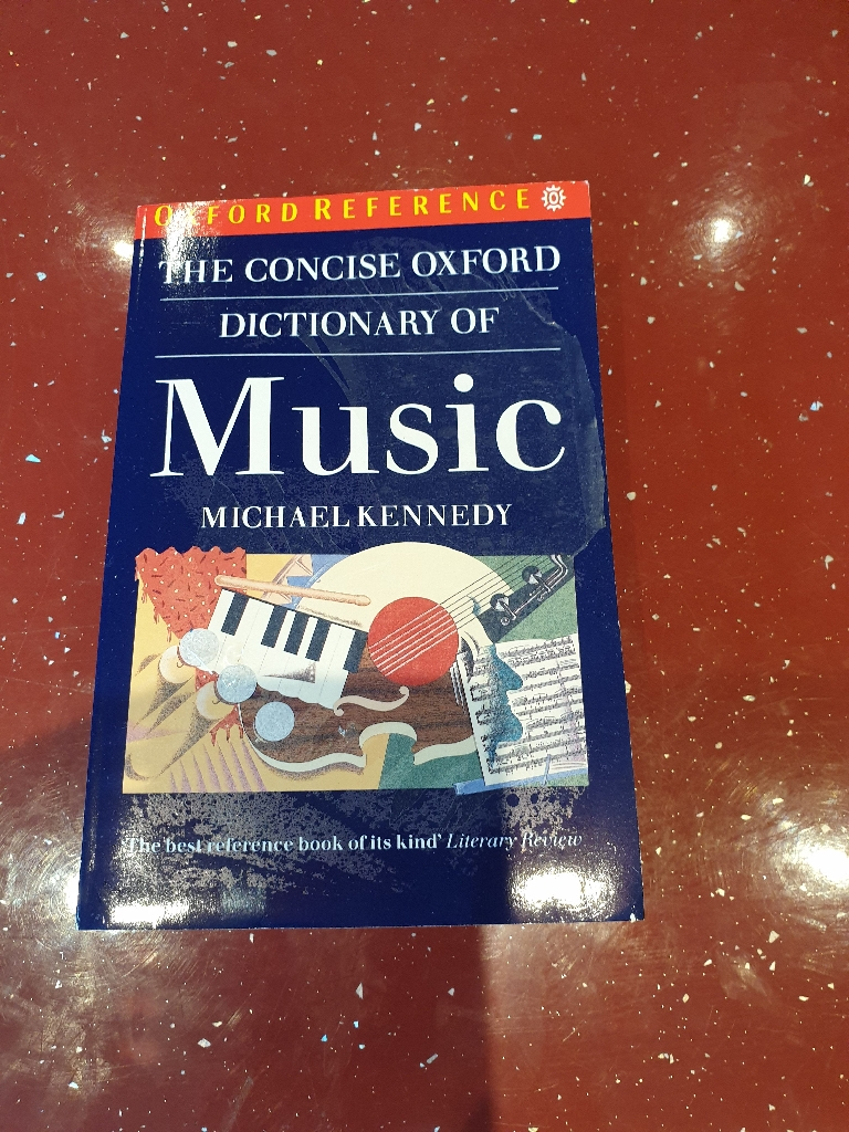 Music book collection
