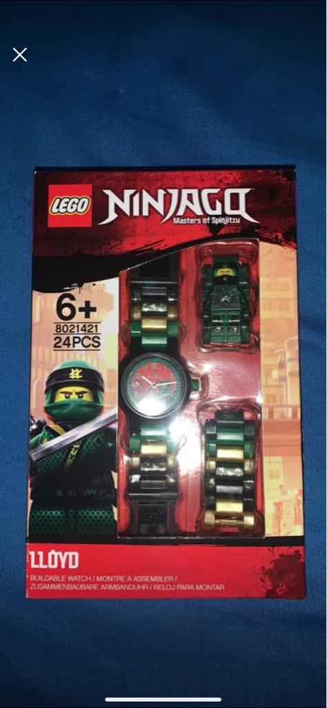 Lego ninjago watch