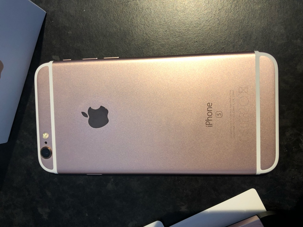 iPhone 6s 32g excellent condition
