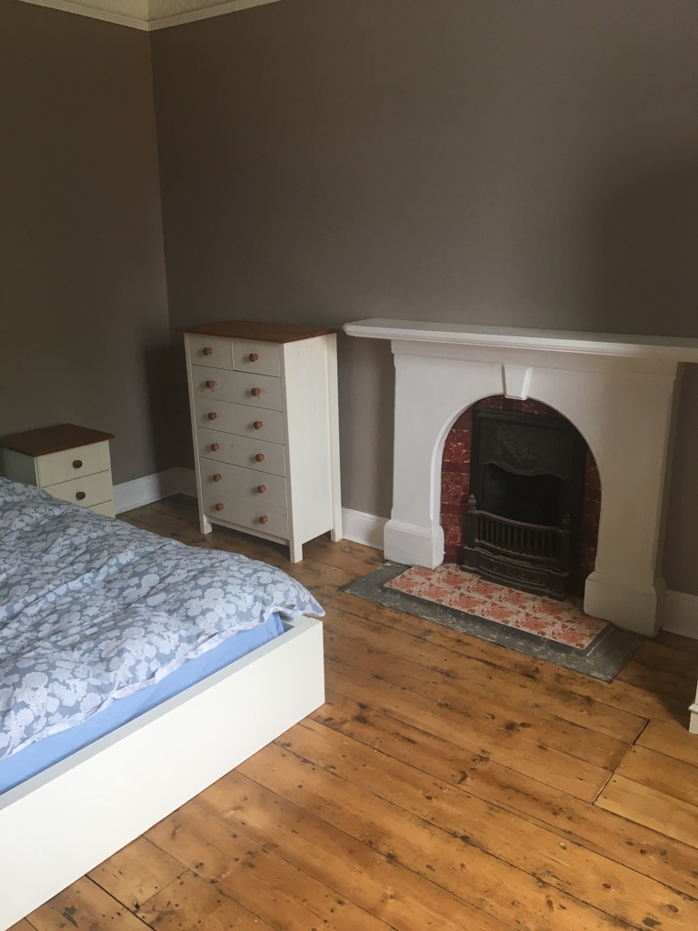Bedroom in Shared House