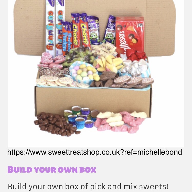 Build your own sweet box