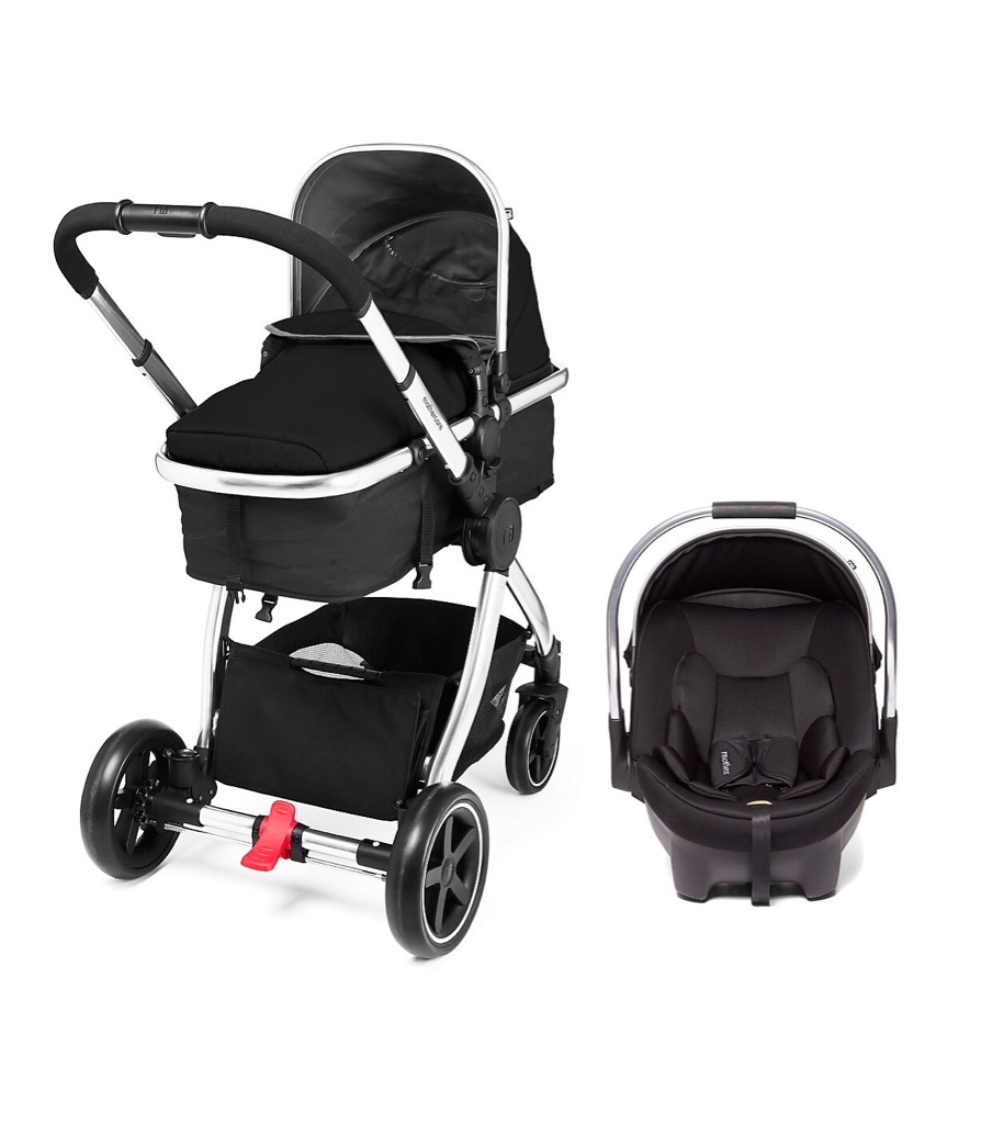 Mothercare buggy with carrycot and car seat