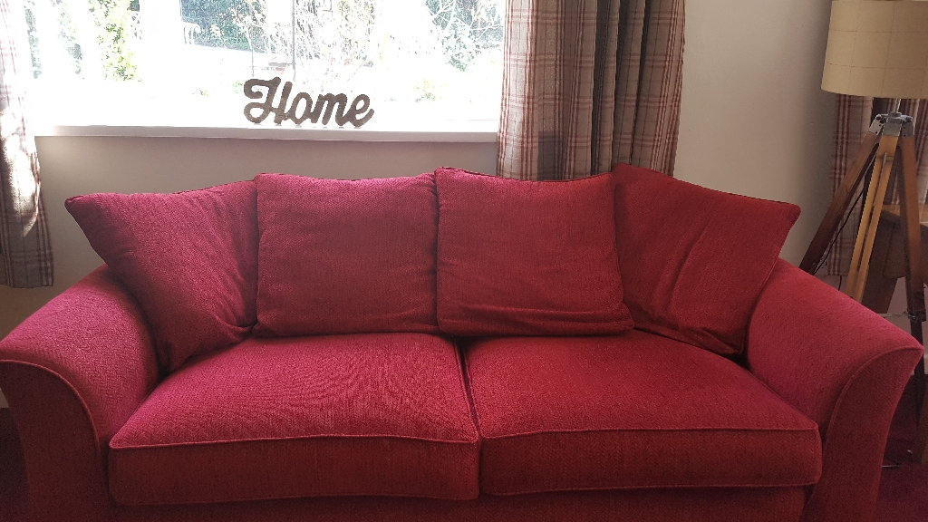 4 seater & 3 seater sofa for sale