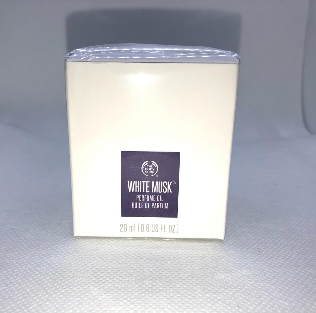 White musk perfume