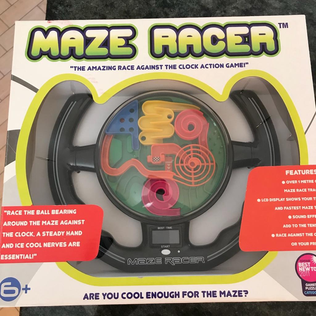 Maze Racer game BNIB