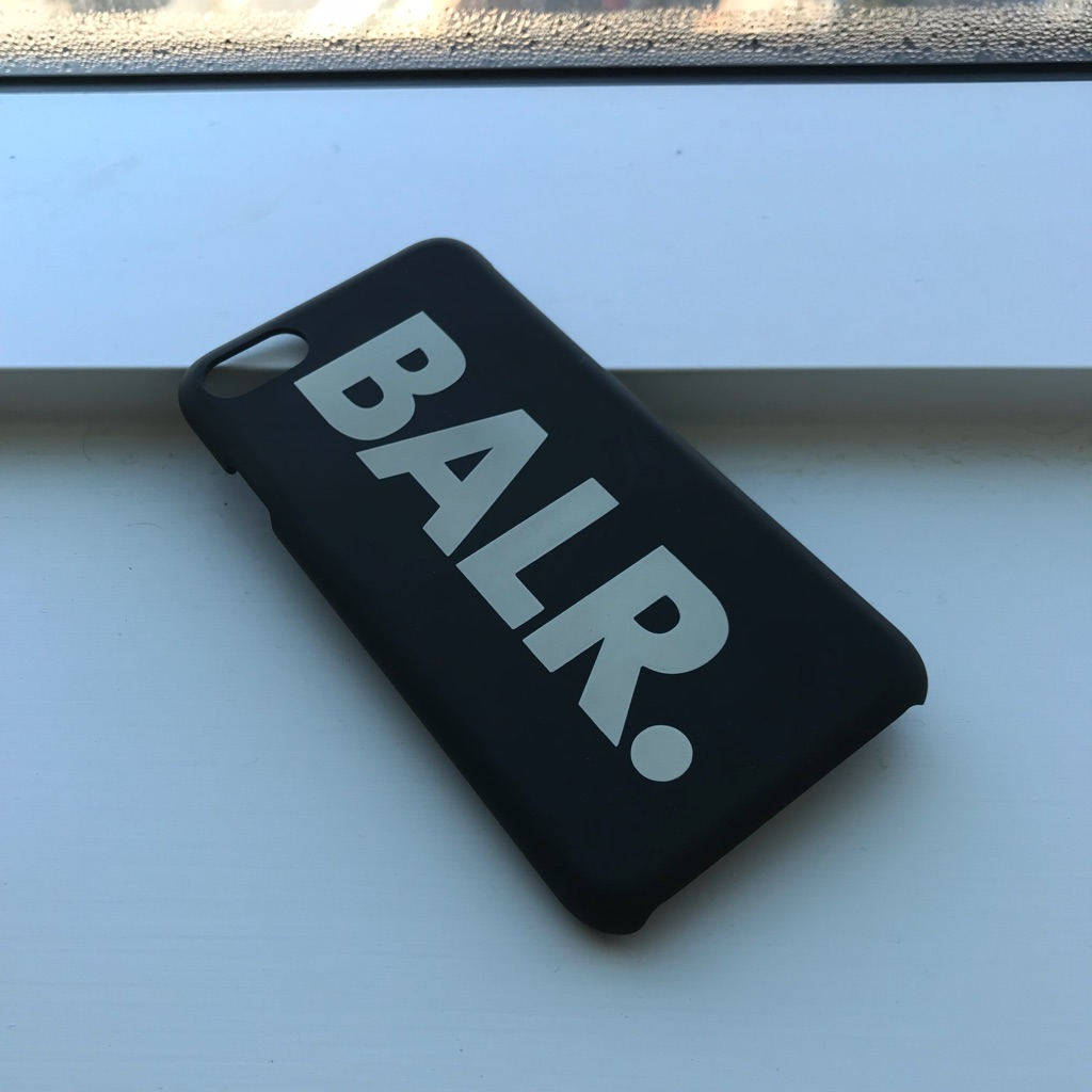 BALR Classic Brand iPhone 7 Case