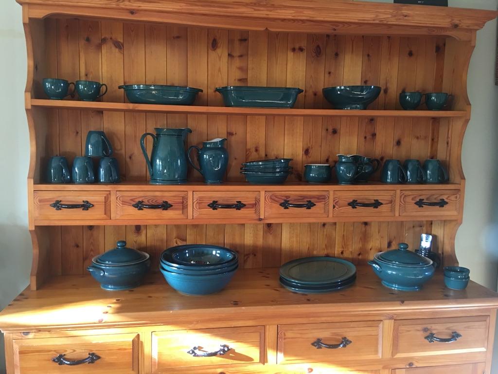 Denby Greenwich Green Crockery & Tableware