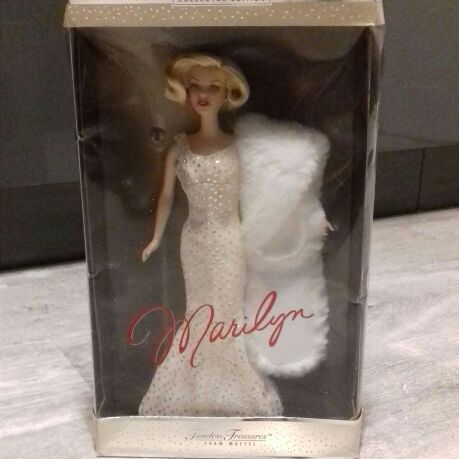 Barbie Collectors Edition Marilyn Monroe Doll