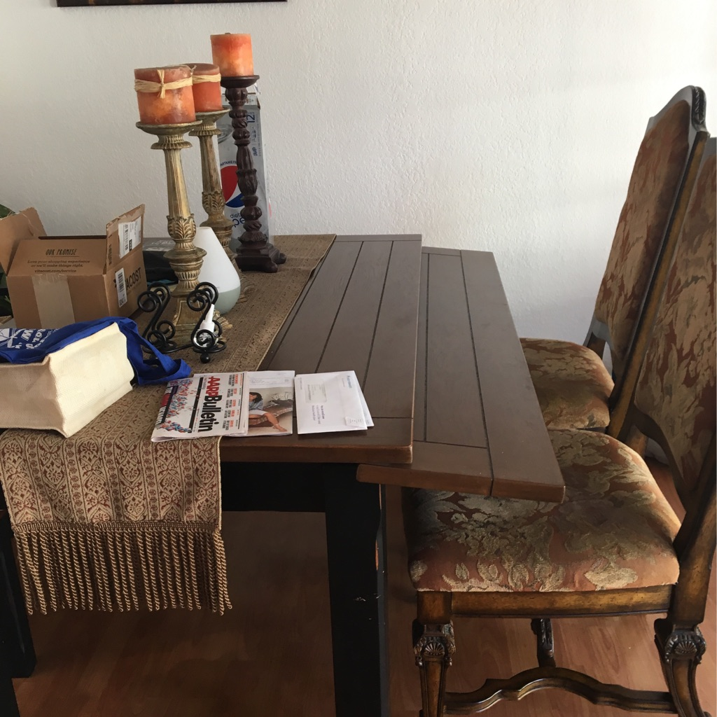table 5x3 with extenders 5x5