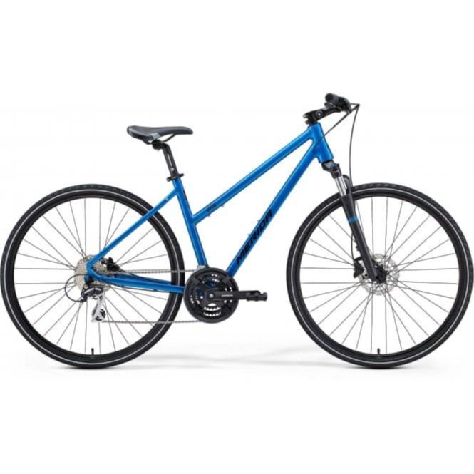 Woman Merida Crossway Hybrid Bike