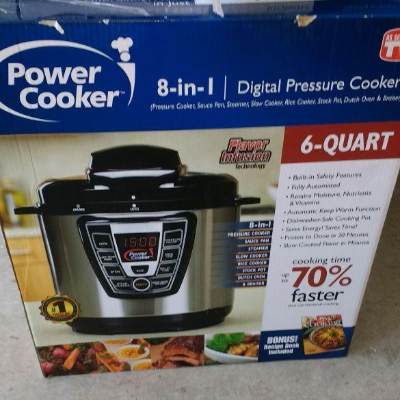 Power cooker