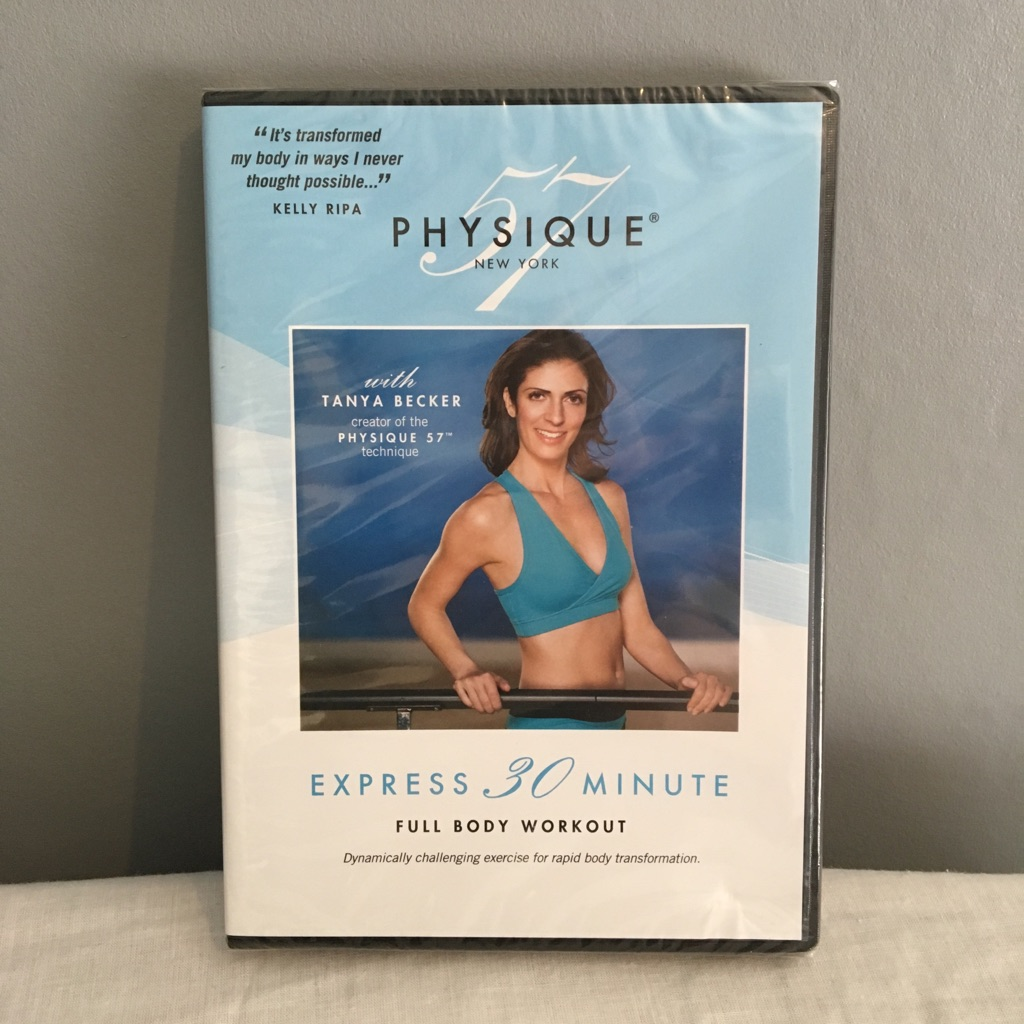 Physique 57 Fitness DVDs