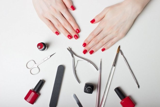 All tools for nails