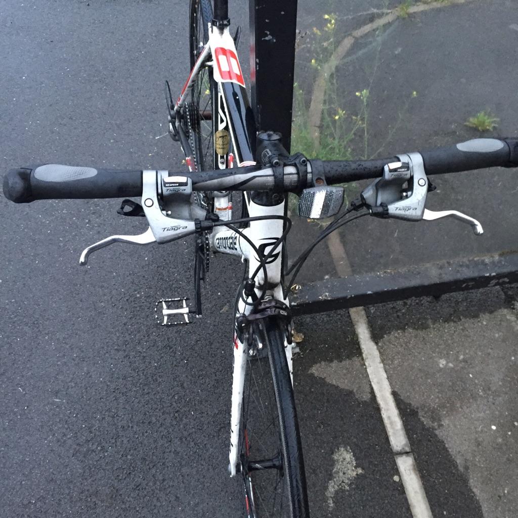 Cannondale Racer/road bike