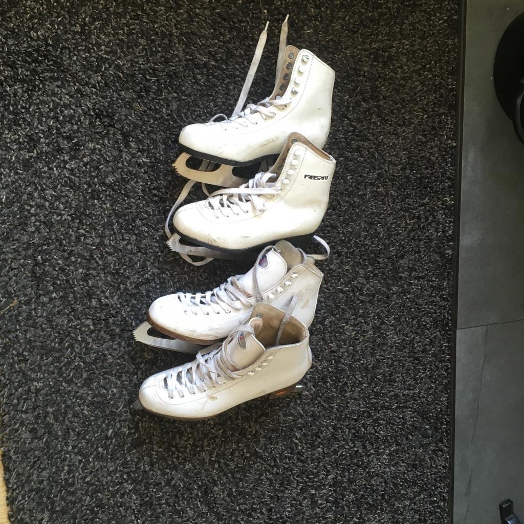 Ice skates , 10 each