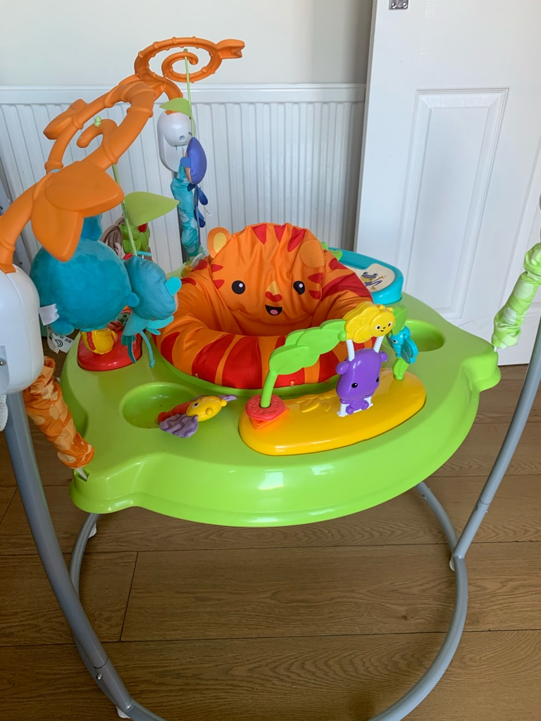 Jumperoo - great condition