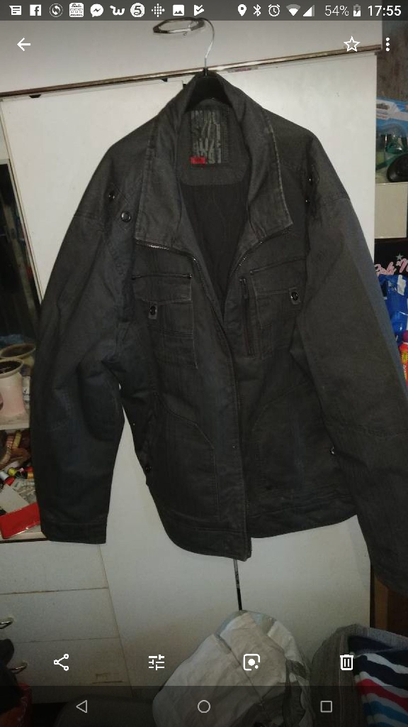 Mens 2xl thick jacket