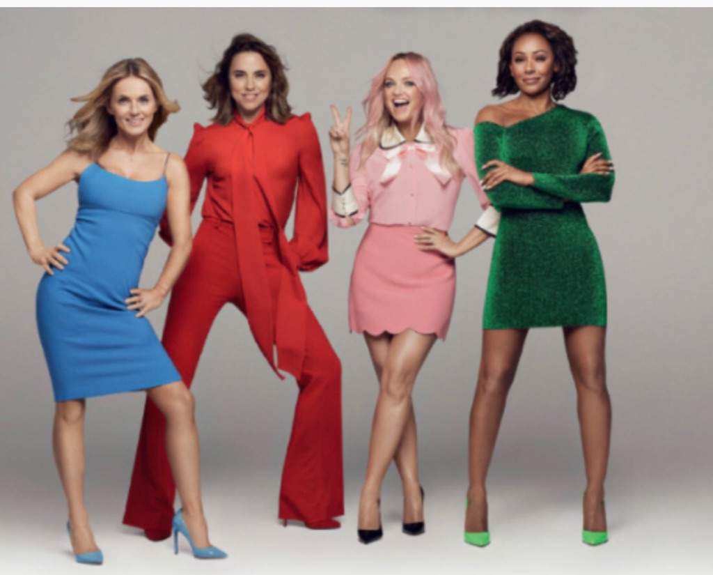 1x Standing ticket to the SPICE GIRLS Wembley 14th June