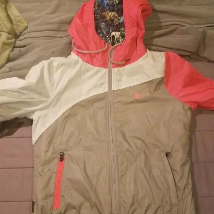 Women's Volcom ski jacket size medium