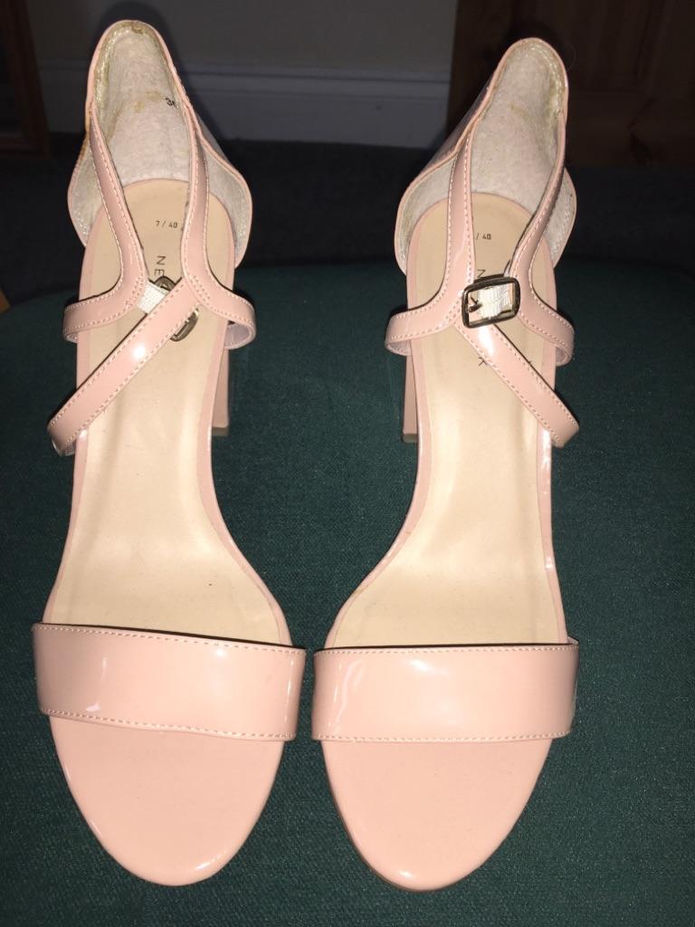 Cream Colour Heels